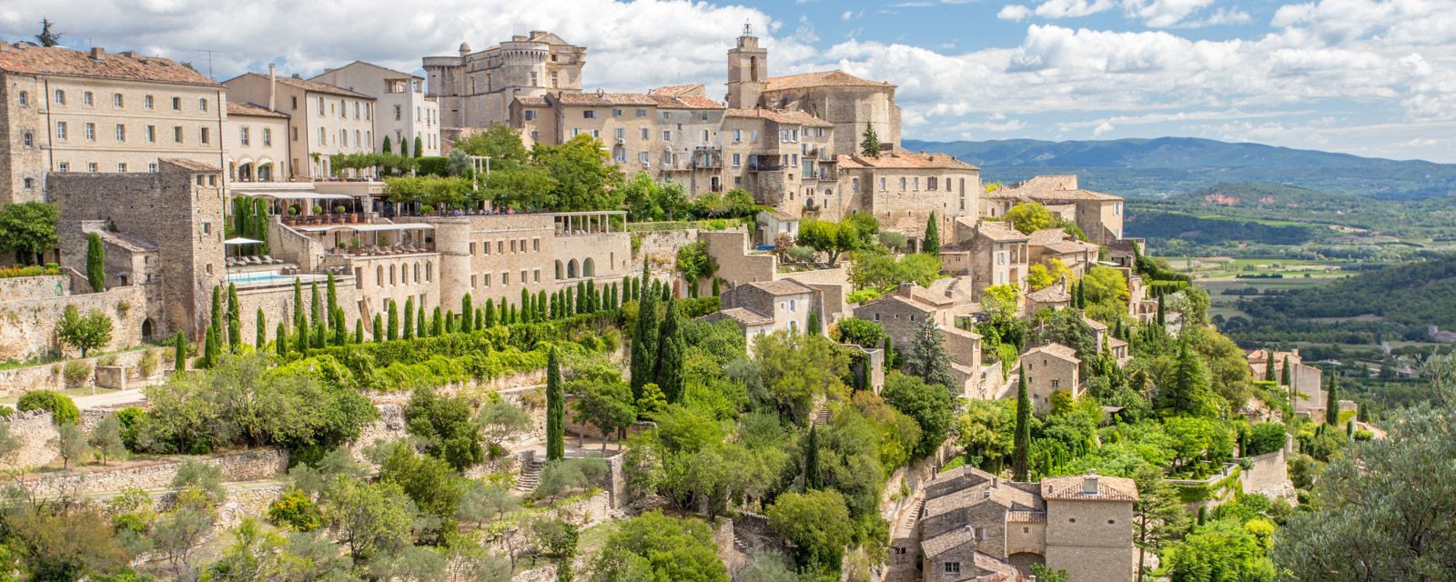 Gordes village, Luberon, Provence, France