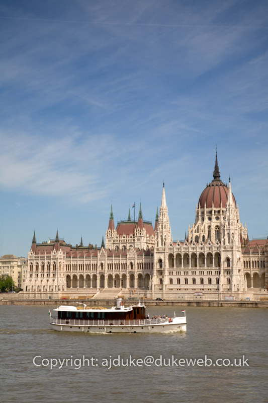 Hungarian Parliament building, Budapest